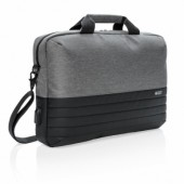 "Swiss Peak RFID 15"" laptoptas - grey"