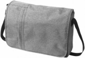 156 laptoptas in heather design  HEATHER GREY