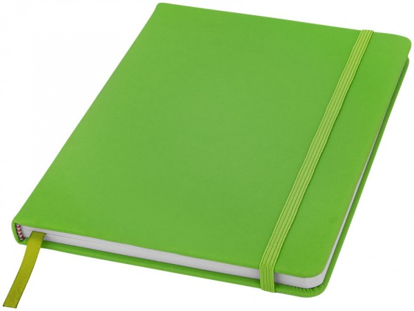 Spectrum A5 notitieboek - Lime