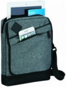 Graphite tablet tas - HEATHER GREY