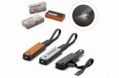 Adventure Powerbank  Flash Drive zaklamp oranje