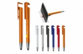 3 in 1 Touch pen rood