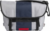Nylon (900D) laptoptas blauw