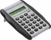 Calculator zilver