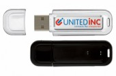 USB 4GB Flash drive Doming zwart
