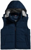Gravel bodywarmer - Navy - L