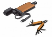 Powerbank Adventure Set 5000mAh oranje