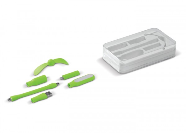 USB Connector PlugnPlay licht groen